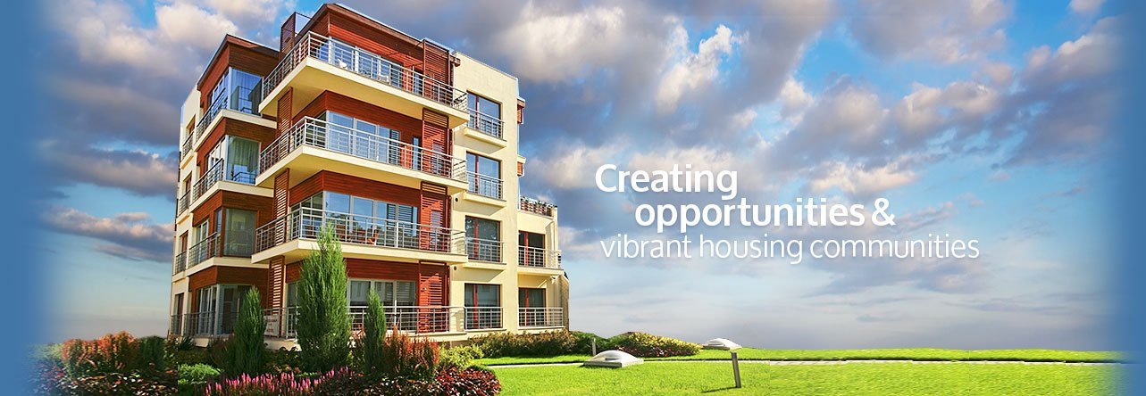 Creating opportunities and vibrant housing communities